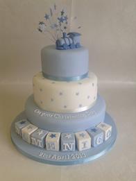christening cakes reading berkshire