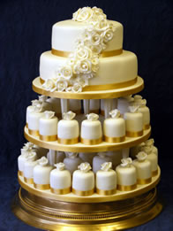 Wedding CupCakes Catherines Cakes Reading Berkshire