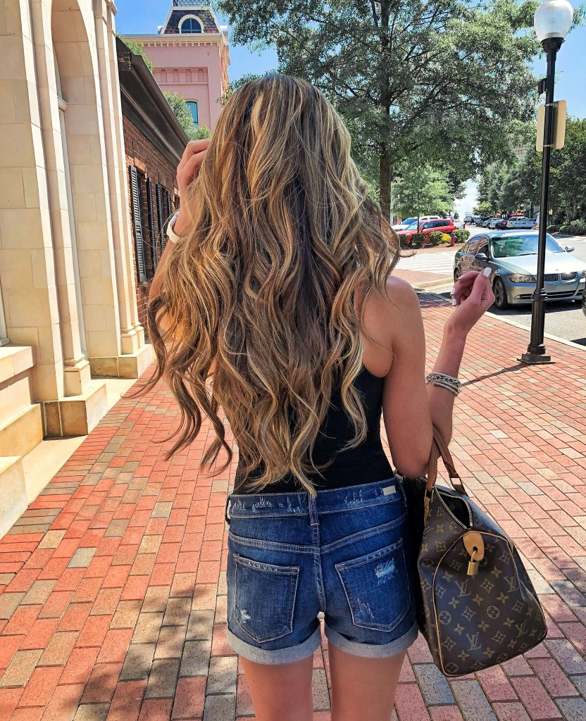 My New Hair Extensions!! | The Lauren Ashtyn Collection