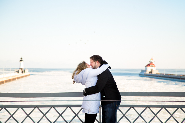 Canal Park and Duluth Engagement Session-17