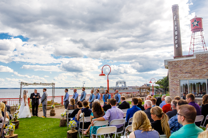 Fitger's Duluth MN Wedding-21