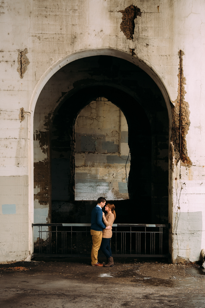 Downtown Engagement Session-Wisconsin Wedding Photography