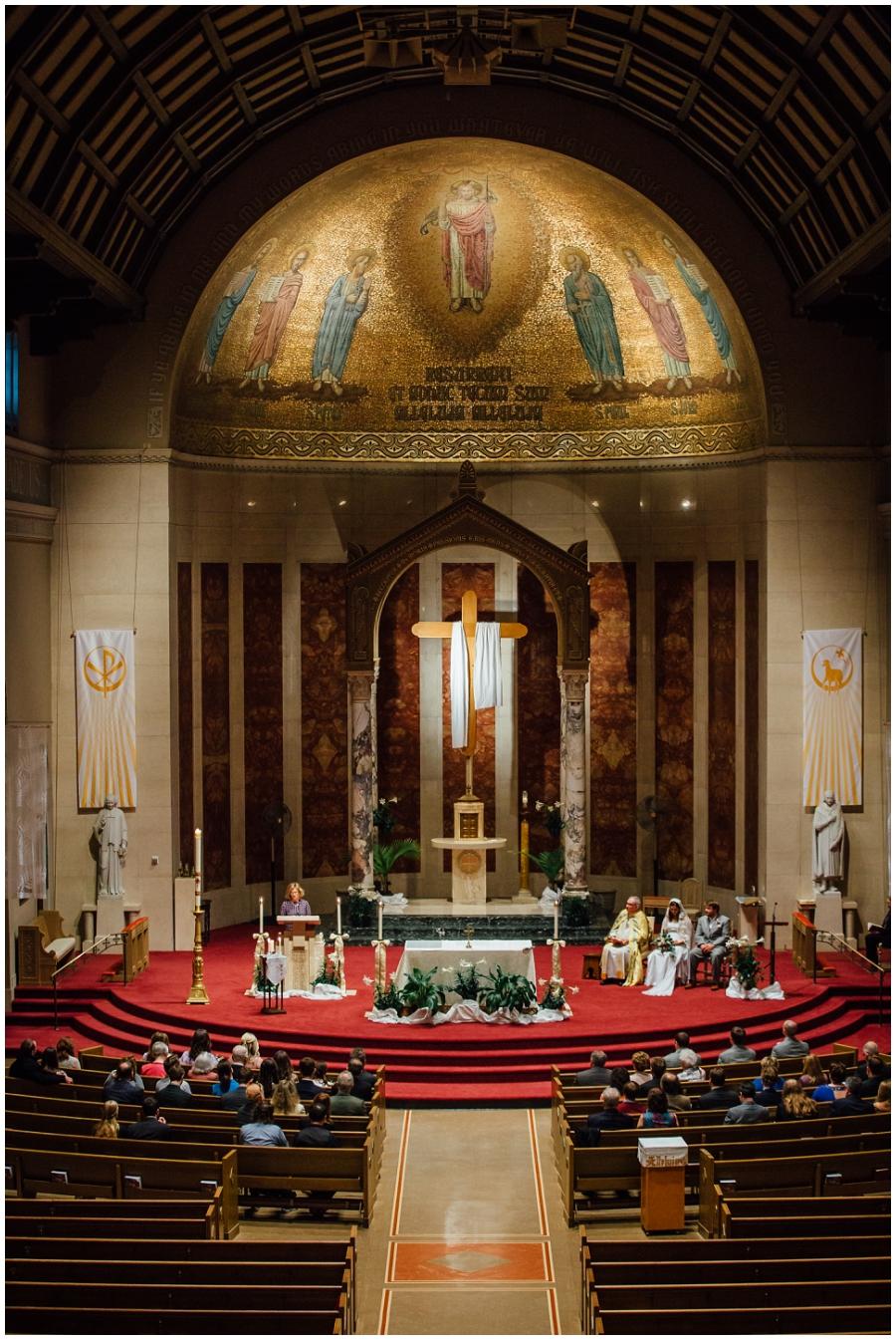 Milwaukee War Memorial Center Wedding Photography