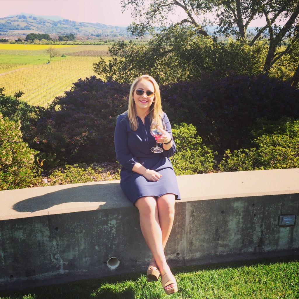 Wine Country Weekend - Twomey