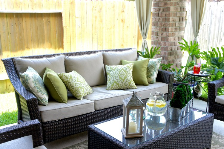 Home Tour – Outdoor Living