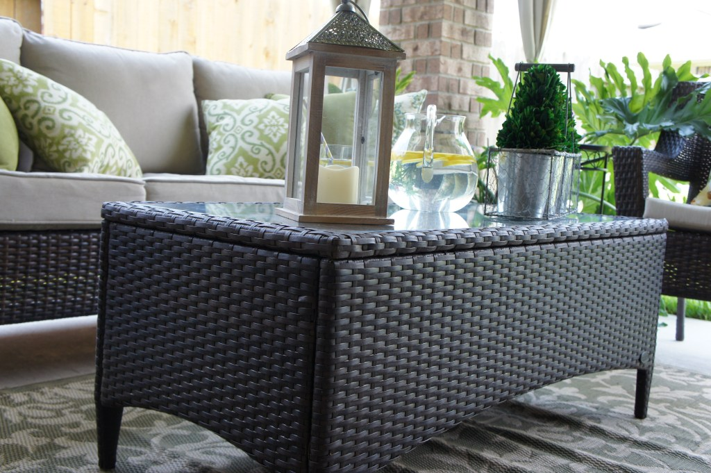 Outdoor Living Coffee Table - Patio Coffee Table
