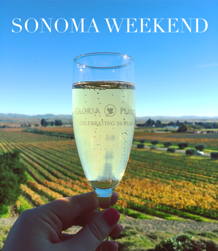 Two Perfect Days in Sonoma