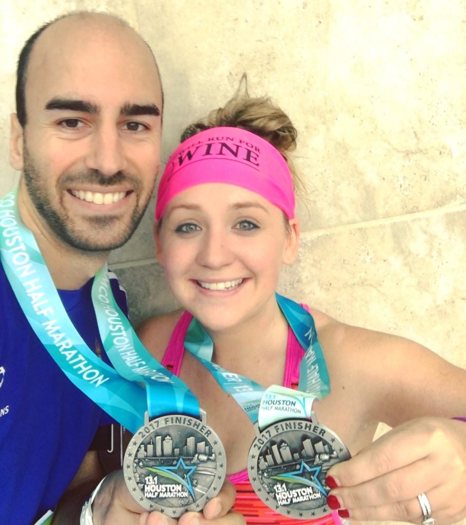 Houston Half Marathon Recap