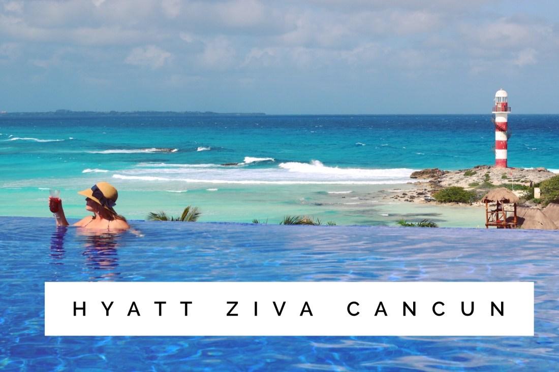 Hyatt Ziva Cancun Review #Cancun #Hyatt #AllInclusive #HyattZiva