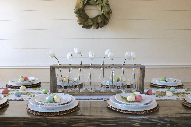 Farmhouse Dining Room - #DiningRoom #farmhousetable #Farmhouse #DIY #beforeandafter