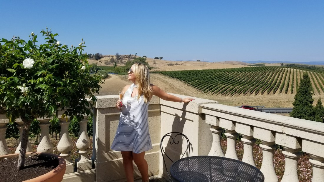 Domaine Carneros Winery #Napa #WineCountry