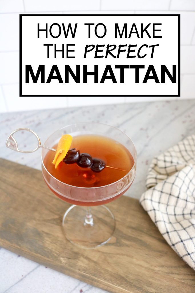 The Manhattan Cocktail Catheryn Grivna