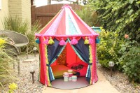 Ikea Hack! Make a Boho Play Tent from the CIRKUSTLT Tent