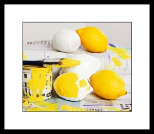 10-033_a16x12_frame Lemons_yellowPaint