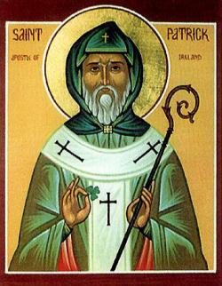 Image result for saint patrick vision