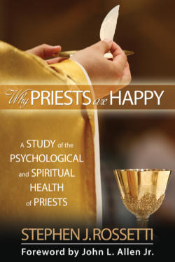 Study Finds That Most Catholic Priests Are Happy And