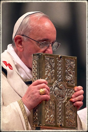 Pope Francis On The Spiritual Gift Of Fortitude And The Hidden Saints Among Us