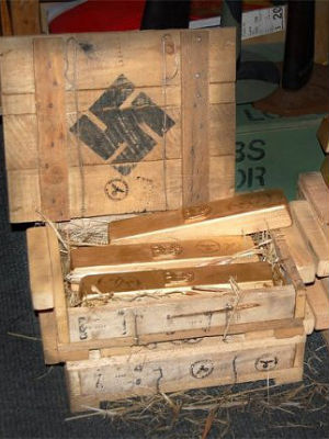 Discovery of purported Nazi gold train taken seriously in Poland  Europe  International