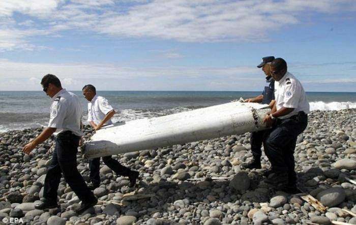 A wing from missing MH370 was recovered on the French Island of Reunion but friends and family continue to insist their loved ones are held captive somewhere.