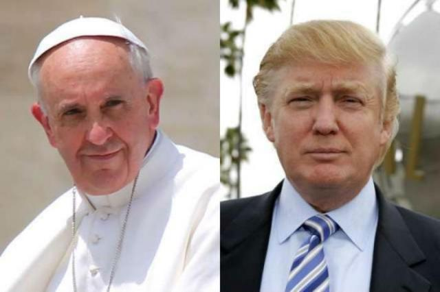 Don't forget the outcast and most vulnerable – Pope Francis urges Trump