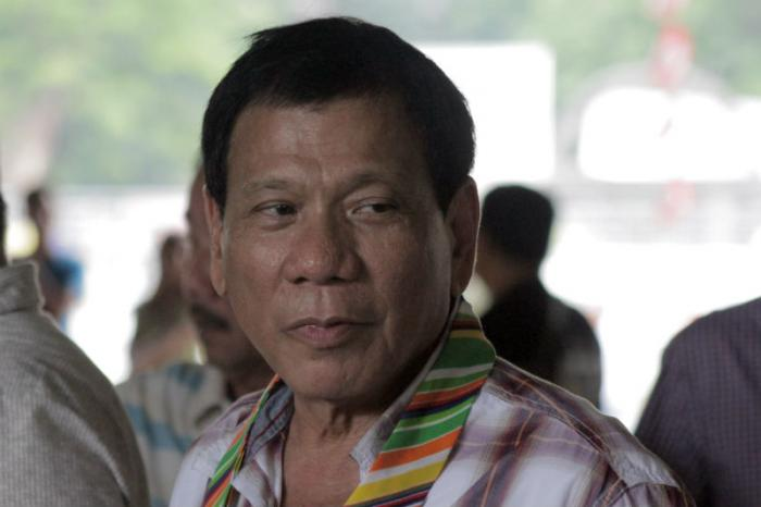Rodrigo Duterte vowed to cast aside human rights if ISIS invades his country.
