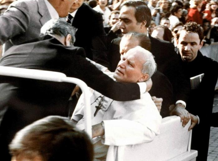 Pope John Paul II was the victim of an assassination attempt.