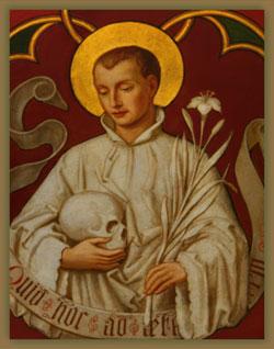 Image of St. Aloysius Gonzaga