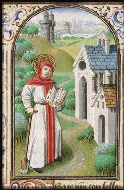 St Fiacre Saints Amp Angels Catholic Online