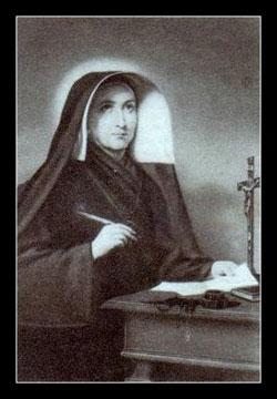 St Jeanne Elisabeth Bichier De Ages Saints Amp Angels