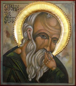 IMG ST. JOHN the Silent, Bishop and Confessor
