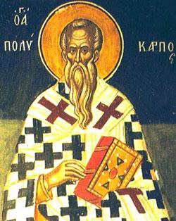 Image result for St. Polycarp
