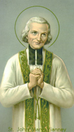St. John Vianney - Saints & Angels - Catholic Online