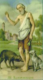 Image of St. Lazarus