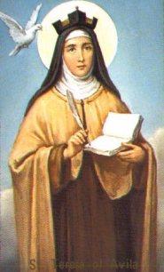 Image of St. Teresa of Avila