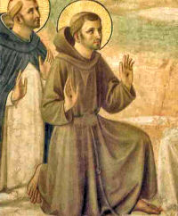 Memorial Of St Francis Of Assisi Religious October 04