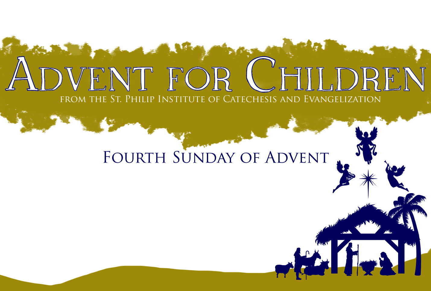 Advent for Children: Fourth Week