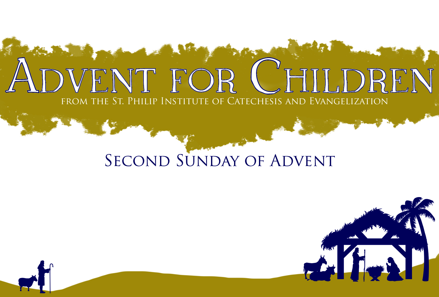 Advent for Children: Second Week