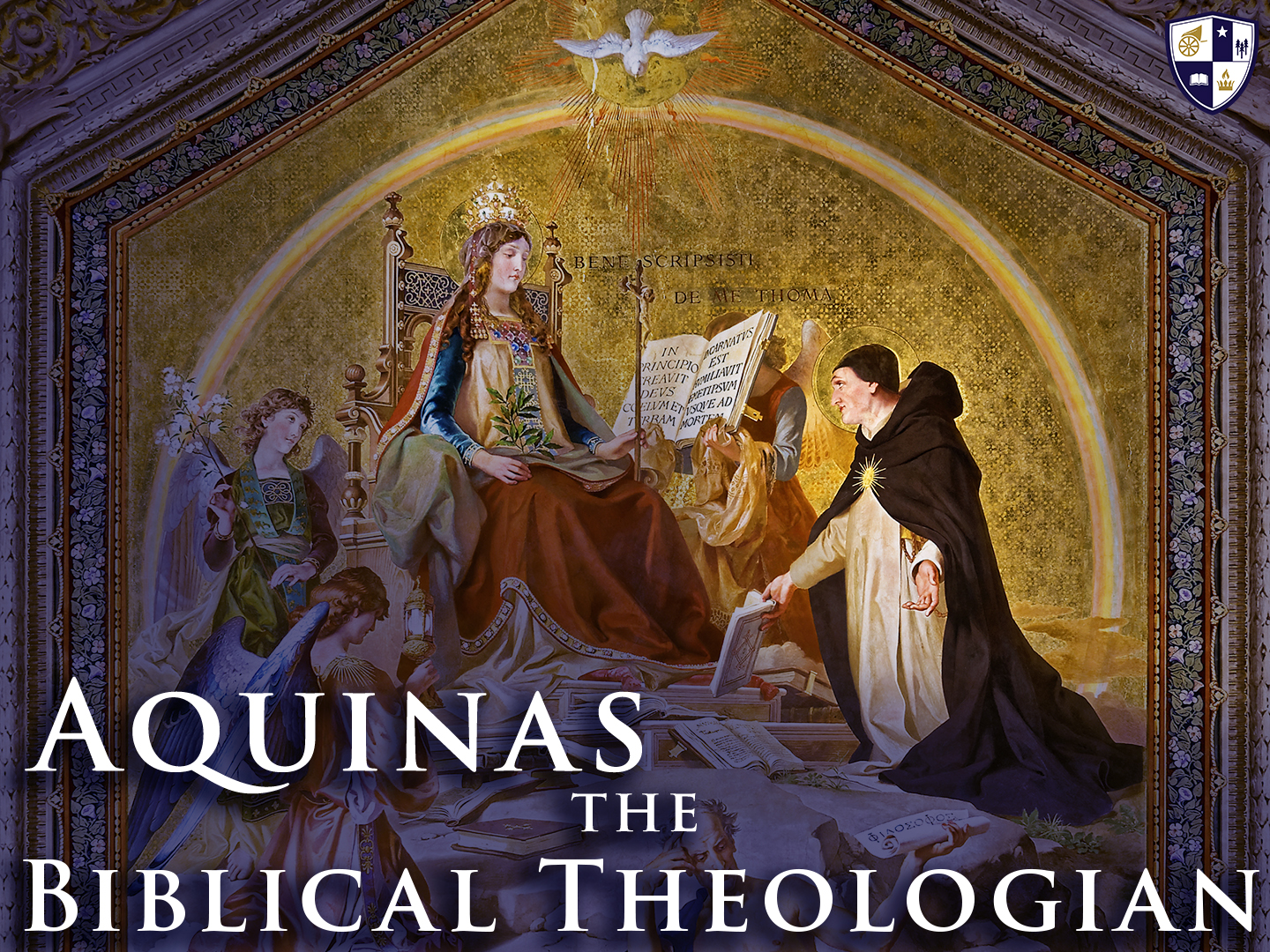 Aquinas the Biblical Theologian