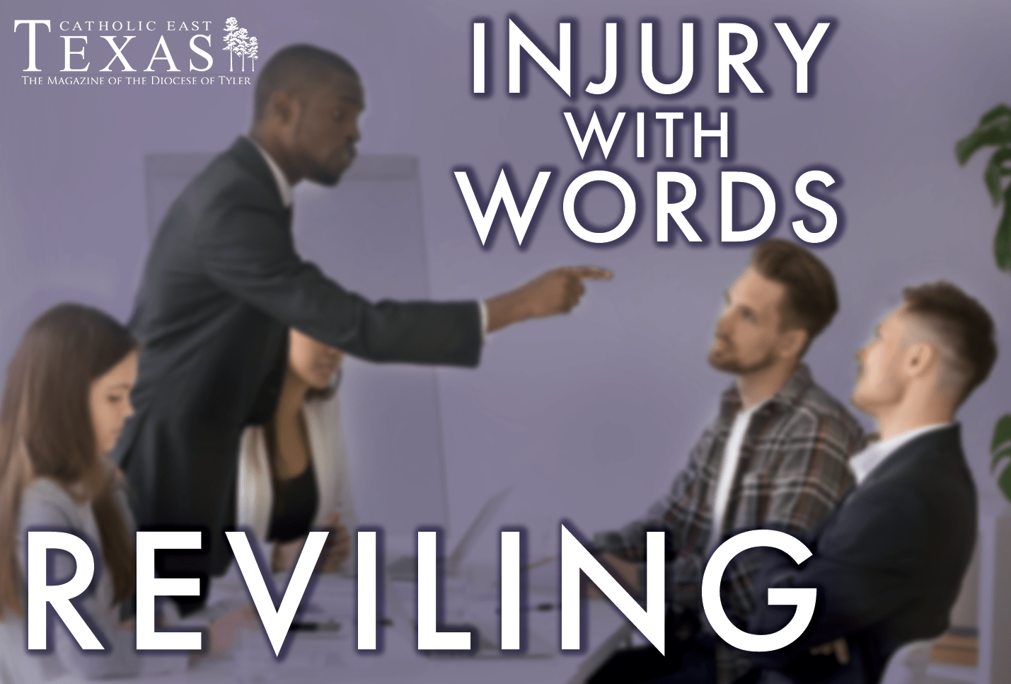Injury with Words: Reviling