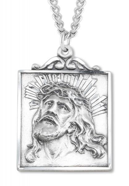 Ecce Homo Necklace Sterling Silver