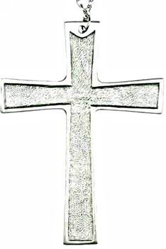 Pewter Pectoral Cross