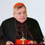 BREAKING: Cardinal Burke says if Pope won't clarify 'serious error', Cardinals must make 'formal act of correction'