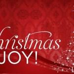 SEVEN (7) REASONS FOR CHRISTMAS JOY.