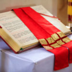 Reading for Wednesday of the Second Week of Advent Year B. Memorial: Saint Lucy, Virgin and Martyr. Liturgical Colour: red