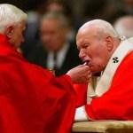 How do you prefer to receive the Holy Communion?