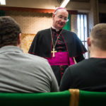 Government should consider options to safely reduce the prison population, British Bishop says