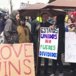 Portland responds with love after Latino Catholics harassed during Mass