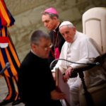 Pope: troubled by 'rigid' religious orders that attract vocations