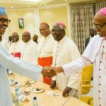 Nigerian Catholic Bishops:Why Nigerians are not fully backing Buhari's fight against corruption