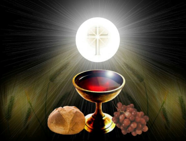 HOMILY FOR THE SOLEMNITY OF THE MOST HOLY BODY AND BLOOD OF CHRIST ...